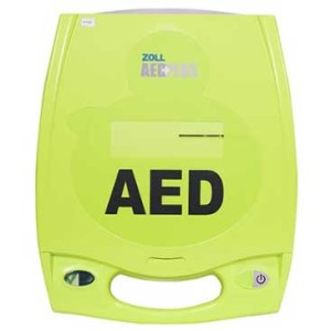 Zoll AED Plus hjertestarter. PRIS: 9.949,00 kr