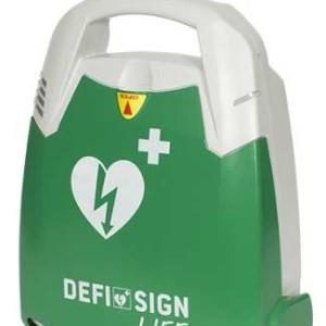 DefiSign LIFE Hjertestarter. PRIS 9.999,00 kr