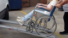 Arbejde med handicappede